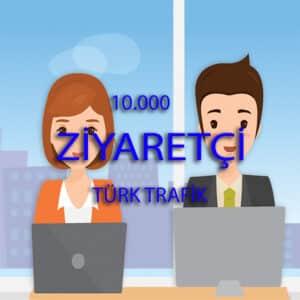 web trafik site ziyaretçi
